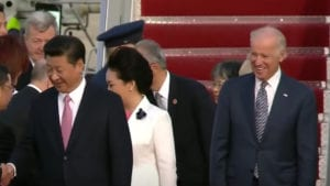 "Biden: ""I have not"" talked with Xi about origins of Covid"