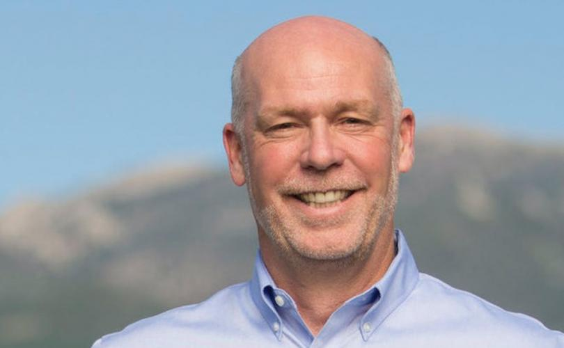 Montana governor tests positive for COVID-19 shortly after taking first dose of vaccine