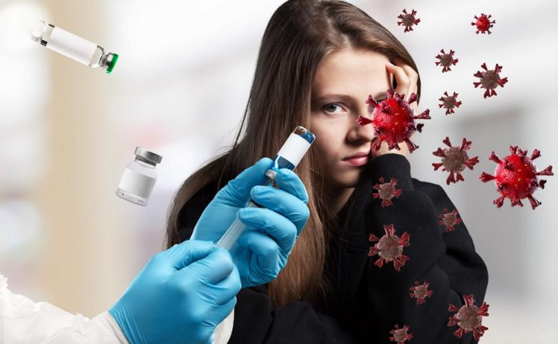 Army of Big Biotech companies using psych ops to 'create vaccine demand'