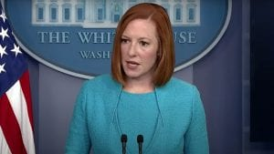Jen Psaki admits to White House 'flagging' 'problematic' Facebook posts